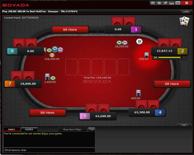 Cant download bovada poker on mac